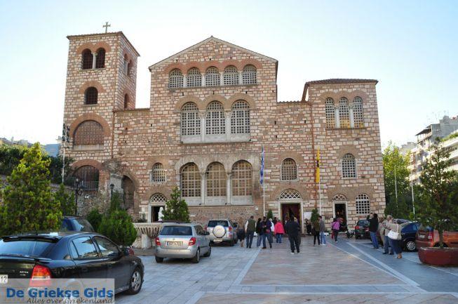 Agios Dimitrios kerk Thessaloniki
